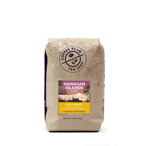 Hawaiian Blend Coffee - Ground This Repalces the Kona blend by The Coffee Bean & Tea Leaf