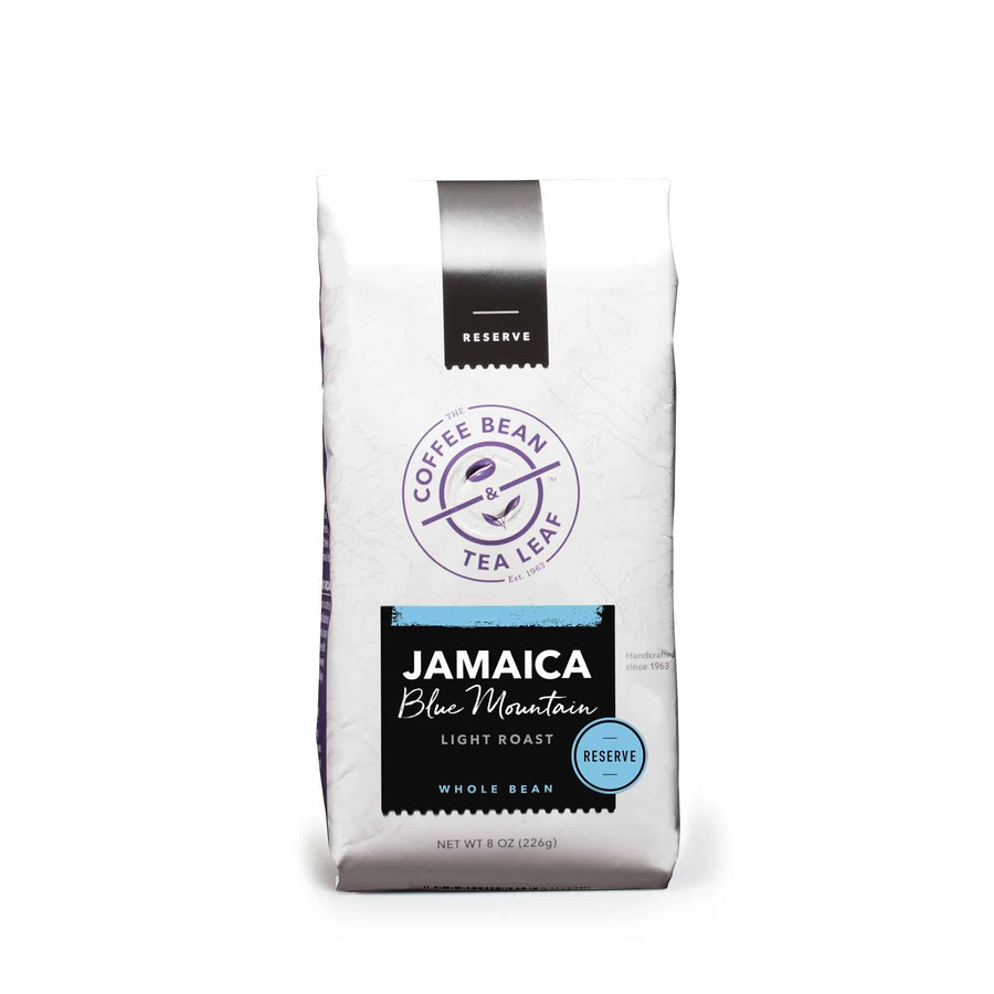 Jamaica Blue Mountain Coffee 100% Whole Bean 8ox Bag by The Coffee Bean & Tea Leaf