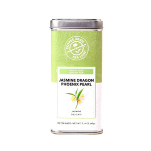 Jasmine Dragon Phoenix Pearl Green Tea Bags by The Coffee Bean & Tea Leaf 20ct