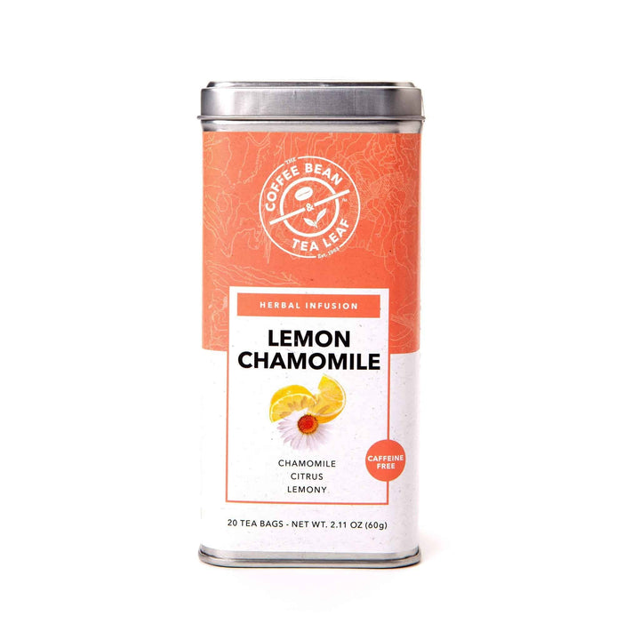 Lemon Chamomile Herbal Tea Bags from the Coffee Bean & Tea Leaf 20ct