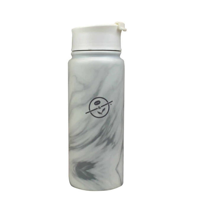 Marble Stainless Steel Tumbler from The Coffee Bean & Tea Leaf 16oz