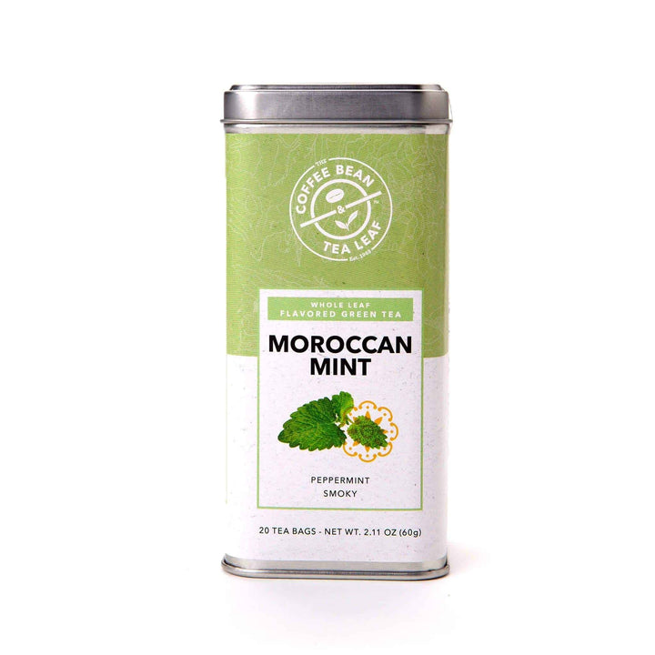 Moroccan Mint Green Tea Bags from The Coffee Bean & Tea Leaf 20ct