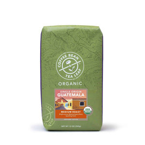 Organic Guatemala Ground Coffee 12oz bag by The Coffee Bean & Tea Leaf