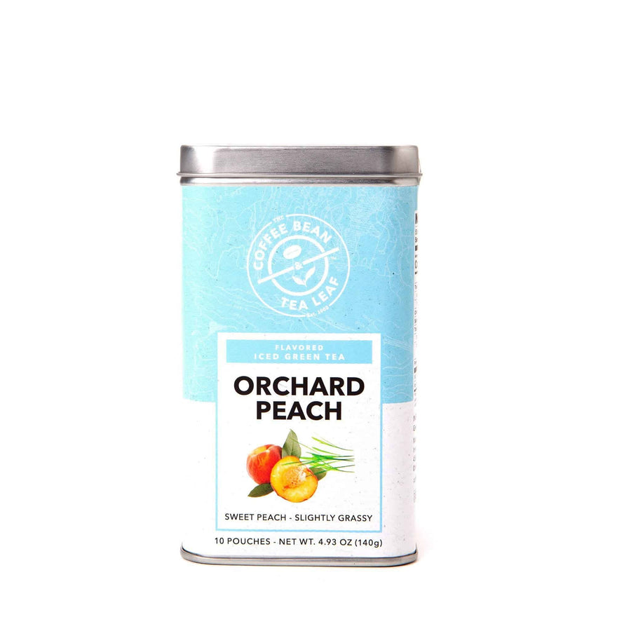 Orchard Peach Iced Tea Pouches from The Coffee Bean & Tea Leaf 10ct