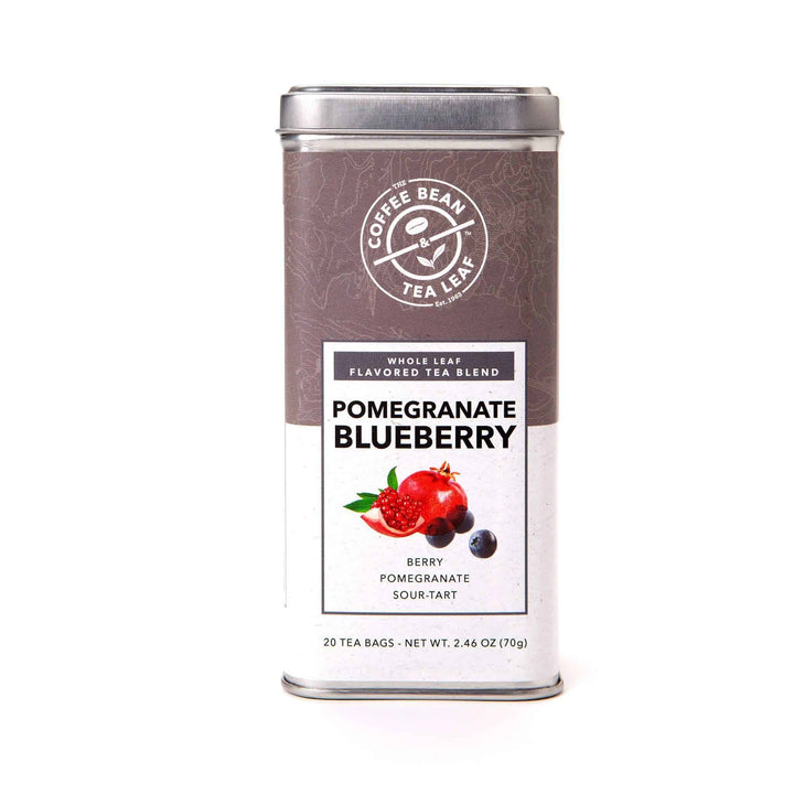 Pomegranate BlueBerry Tea Bags from The Coffee Bean & Tea Leaf 20ct