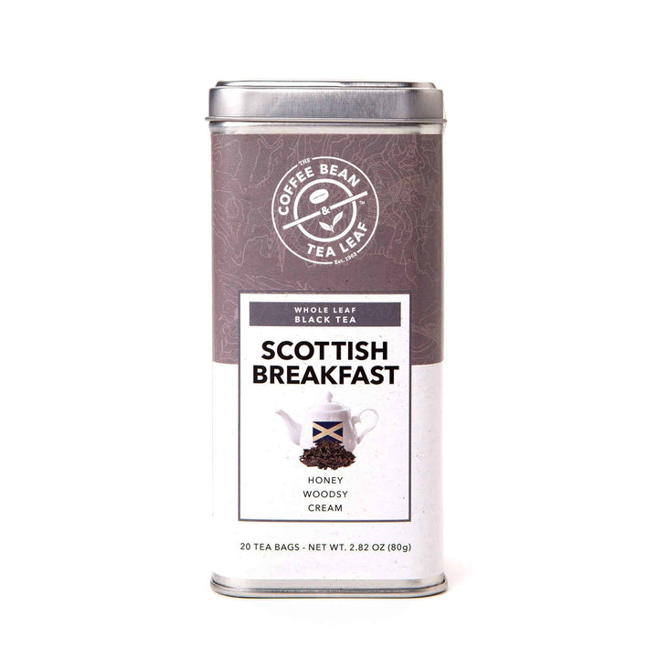 Scottish Breakfast Tea Bags from The Coffee Bean & Tea Leaf 20ct