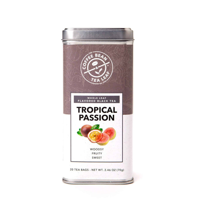 Tropical Passion Black Tea Bags from The Coffee Bean & Tea Leaf 20ct