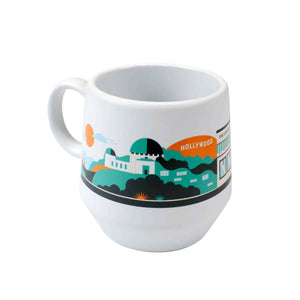 Verona White Mug 16oz from The Coffee Bean & Tea Leaf