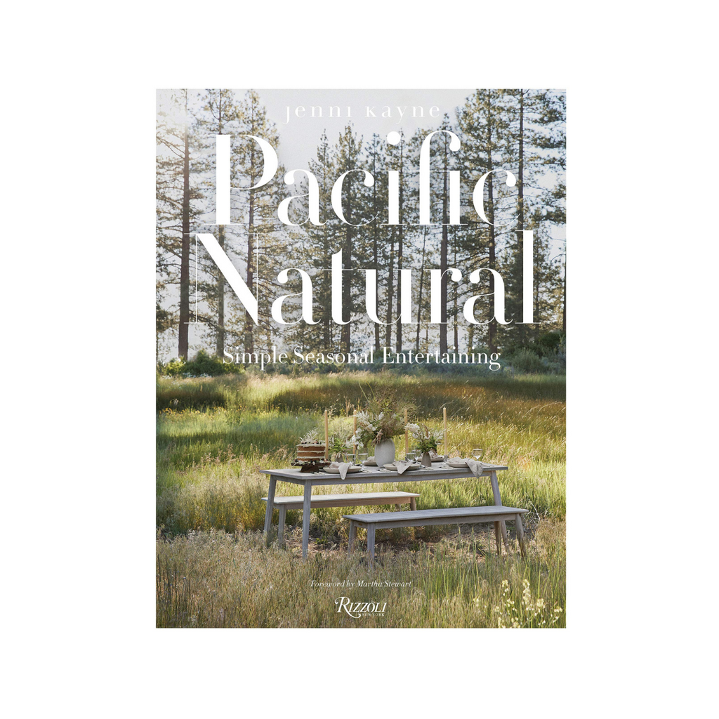Pacific Natural, book