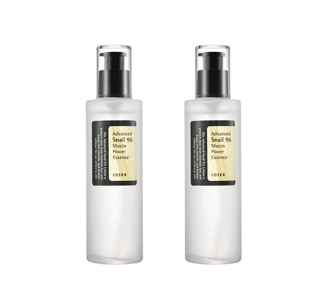 2 x COSRX Advanced Snail 96 Mucin Power Essence 100ml from Korea_E