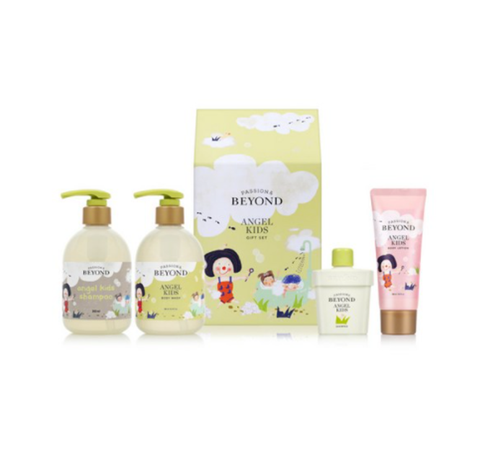 Beyond Angel Kid Body Care Set (4 Items) from Korea