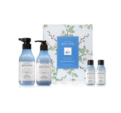 Beyond Body Healing Care Set (4 Items) from Korea