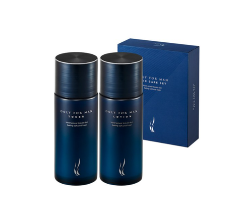 [MEN] AHC Only for Men Special Skincare Set (2 Items) from Korea
