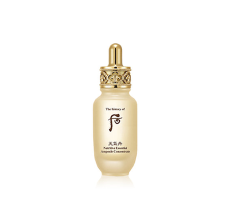 The History of Whoo Cheongidan Hwahyun Nutritive Essential Ampoule Concetrate 30ml from Korea_E