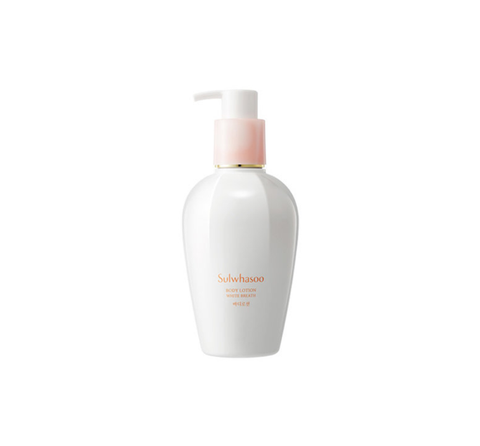 Sulwhasoo Body Lotion White Breath 250ml from Korea_M