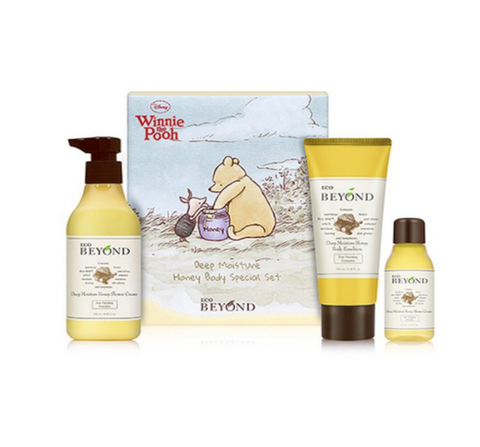 Beyond Deep Moisture Honey Body Special Set (3 Items) from Korea_H