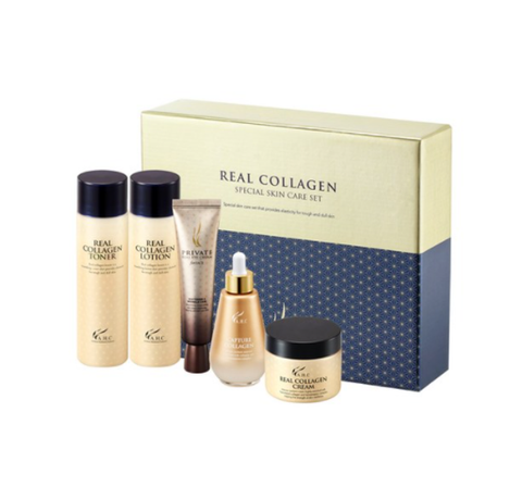 AHC Real Collagen Special Skincare Set (5 Items) from Korea