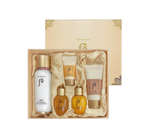 The History of Whoo Bichup Soonhwan Essence Special Set (5 Items) from Korea