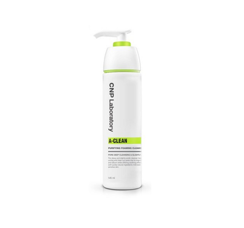 CNP Laboratory A-Clean Purifying Foaming Cleanser 145ml from Korea_CL
