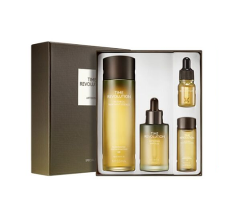 MISSHA Time Revolution Artemisia Special Set (4 Items) from Korea