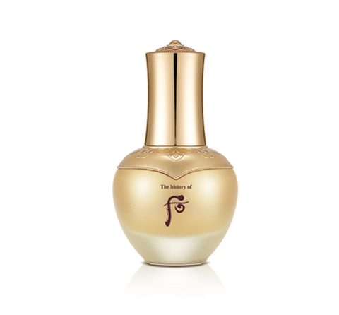 The history of Whoo Cheongidan Hwahyun Gold Ampoule 40ml from Korea_E