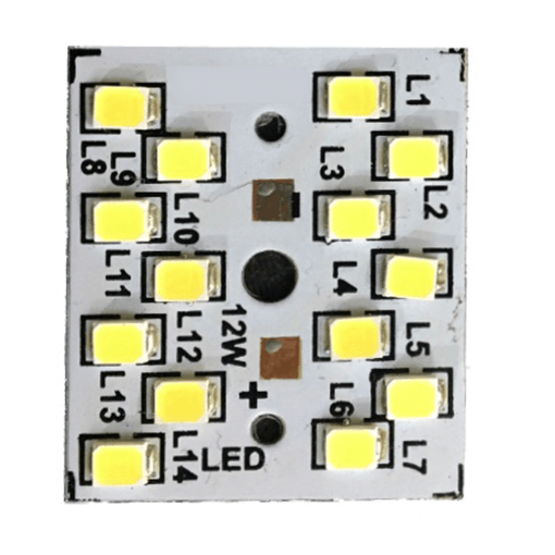 LED Light MCPCB 12 Watt Pack of 20