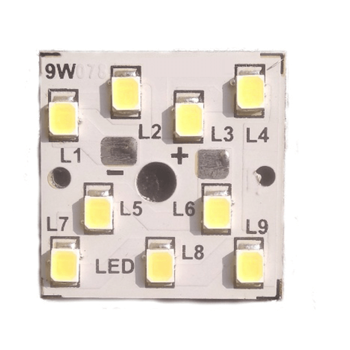 LED BULB MCPCB 9 Watt Pack of 100