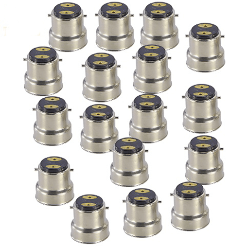 B22 Cap Nickel Pack of 1000