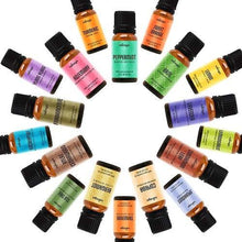 Load image into Gallery viewer, Natrogix Top 18 Nirvana Essential Oil Set 100% Pure Therapeutic Grade - ValueLink Shop