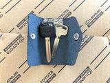 JZA80/MKIV Toyota Supra Genuine OEM Holder with Keys