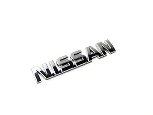 "R32 GTR ""Nissan"" Rear Badge"