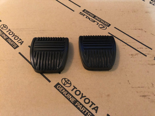 JZA80 Toyota Supra Genuine OEM Brake & Manual Pedal Pad - 31321-14020