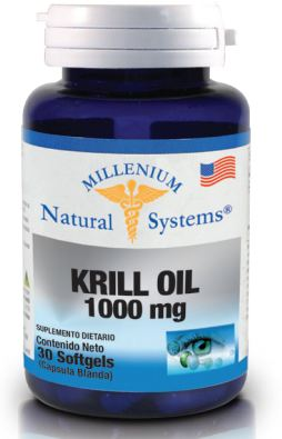 KRILL OIL 1.000 mg X 30 Cápsulas