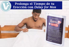 Delay for Men: Retardante en Sobre para Hombre