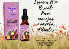 ESCENCIA FLORAL BON RESCATE X25 ML NATURAL FRESHLY
