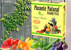 PURANTE NATURAL FRESHLY -8 cápsulas