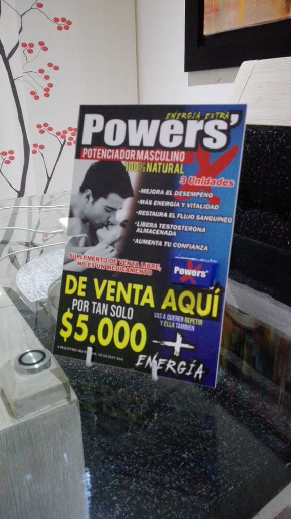 Hablador Power Sex