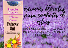 Stress Out- Escencia Floral relajante 250ml
