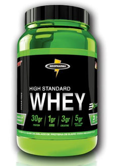 PROTEINA HIGH STANDARD WHEY 3LB