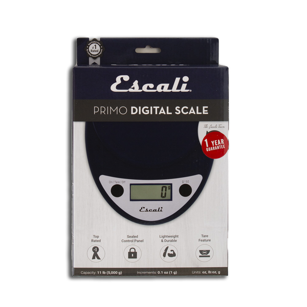 Compact Digital Kitchen Scale