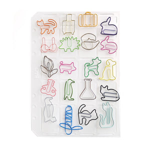 A5 Paperclip Display