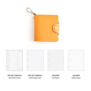 Tofu Organizer - Yellow