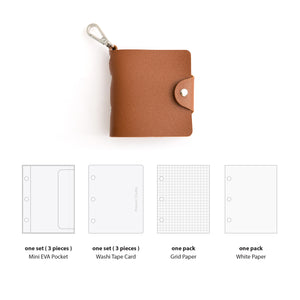 Tofu Organizer - Brown