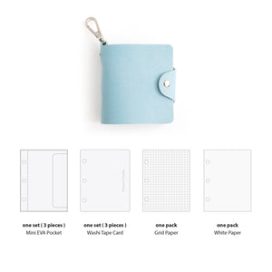 Tofu Organizer - Light Blue