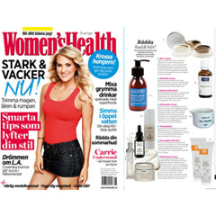 Myhavtorn in Womens Health