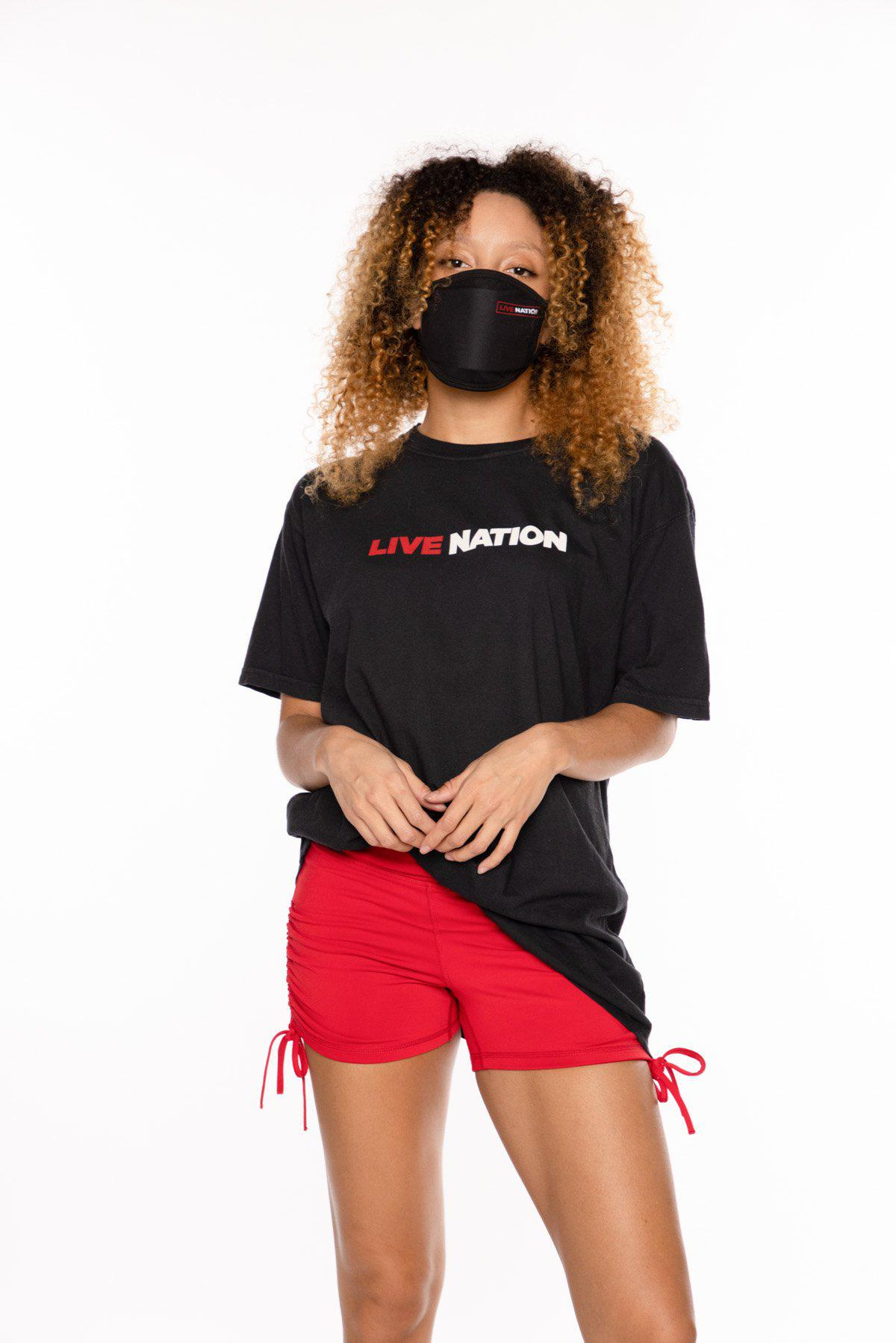 LOGO TEE-Live Nation