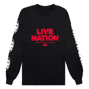 WORLDWIDE LONGSLEEVE-Live Nation