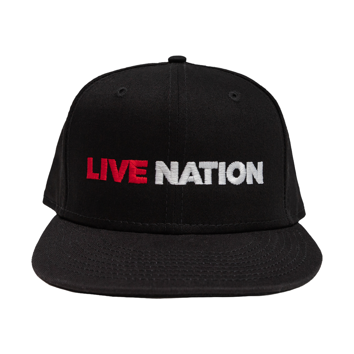 EMBROIDERED LOGO CAP-Live Nation