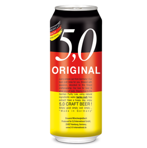 5,0 Original - Craft 5% Lata 500 CC