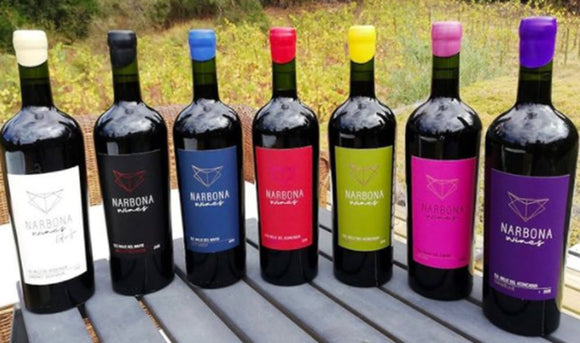 Narbona Wines  All- In x7 Todos lo Vinos Premium